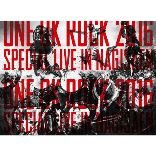 限定タイムセール LIVE DVD ONE 新作からSALEアイテム等お得な商品 満載 OK ROCK 返品種別A IN SPECIAL NAGISAEN 2016