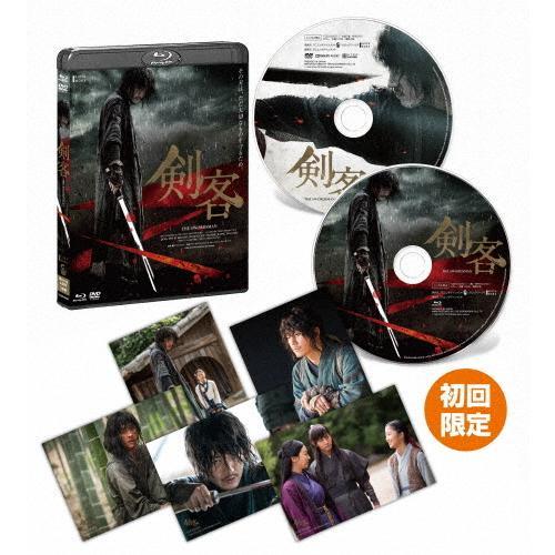 剣客 デラックス版 Blu-ray+DVDセット チャン Blu-ray 返品種別A ヒョク !超美品再入荷品質至上! セール 特集