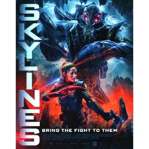 スカイライン-逆襲- 日本全国 送料無料 新作アイテム毎日更新 リンゼイ モーガン 返品種別A Blu-ray