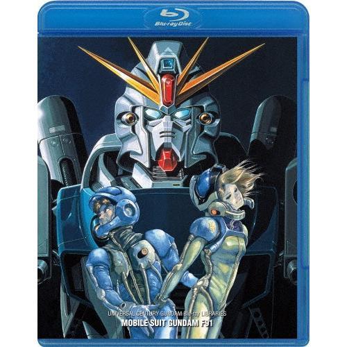 枚数限定 先着特典付 ストアー U.C.ガンダムBlu-rayライブラリーズ 機動戦士ガンダムF91 Blu-ray アニメーション 贈答 返品種別A
