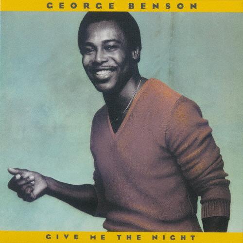 枚数限定 限定盤 ギヴ ミー ザ ジョージ ベンソン 返品種別A 100%品質保証! CD 発売モデル ナイト