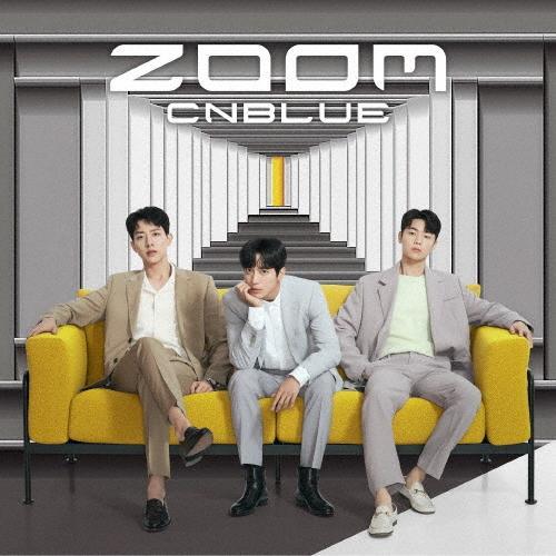 ZOOM CNBLUE 数量は多 CD 返品種別A いよいよ人気ブランド 通常盤