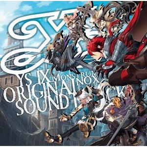 イースIX-Monstrum NOX-オリジナルサウンドトラック 通常盤 ゲーム 返品種別A 売却 『1年保証』 CD ミュージック