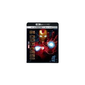 アイアンマン2 ランキング総合1位 4K UHD ロバート ダウニー 返品種別A 再販ご予約限定送料無料 Jr. Blu-ray