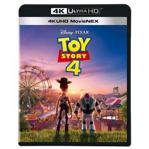 枚数限定 トイ ストーリー4 4K UHD 未使用 アニメーション MovieNEX モデル着用 注目アイテム Blu-ray 返品種別A