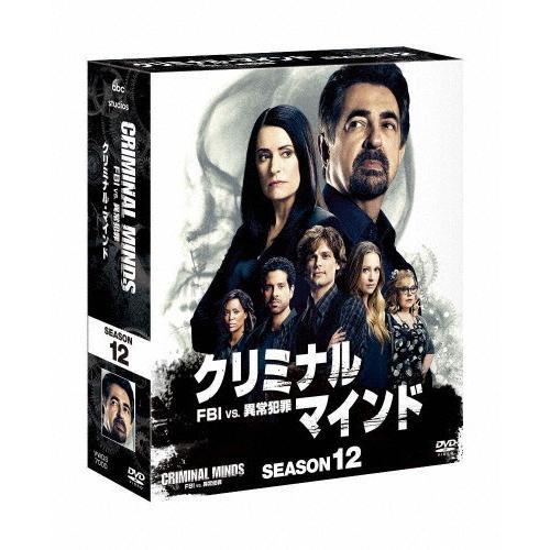 クリミナル 宅送 マインド FBI vs. 異常犯罪 シーズン12 ジョー BOX コンパクト 返品種別A マンテーニャ DVD 定価