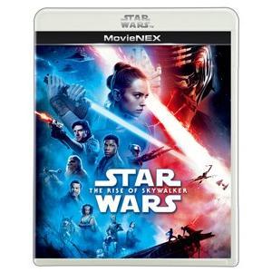 枚数限定 スター ウォーズ スカイウォーカーの夜明け MovieNEX 正規販売店 通常版 返品種別A 2Blu-ray デイジー Blu-ray リドリー DVD 未使用