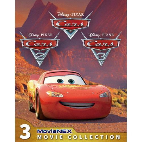 期間限定 限定版 カーズ 買い物 MovieNEX 驚きの値段 3ムービー Blu-ray 返品種別A アニメーション コレクション