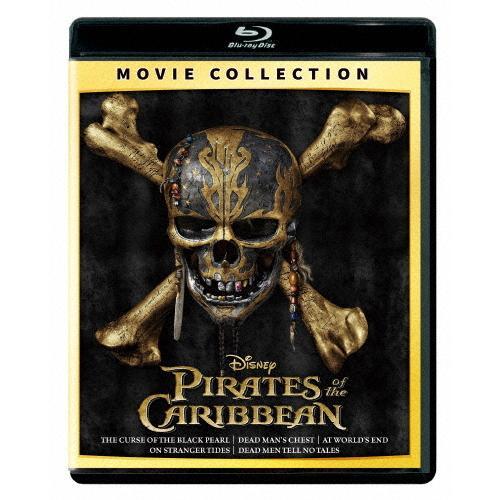 パイレーツ オブ カリビアン 開店祝い ブルーレイ 5ムービー Blu-ray 返品種別A コレクション マーケティング ジョニー デップ