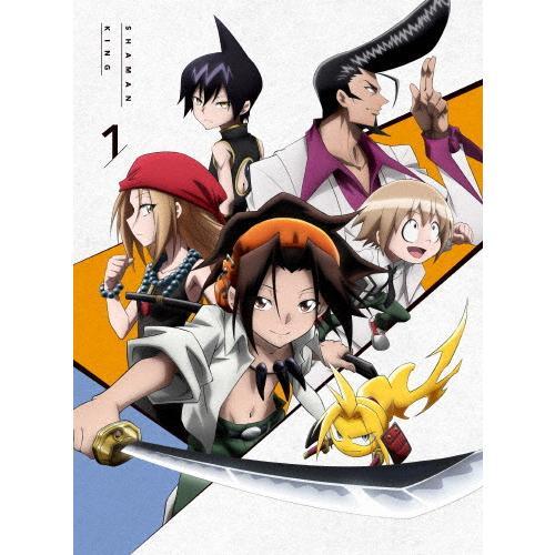 休日 枚数限定 限定版 TVアニメ SHAMAN KING Blu-ray BOX 返品種別A 希望者のみラッピング無料 初回生産限定版 アニメーション 1