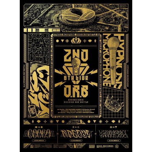 先着特典付 ヒプノシスマイク -Division 希望者のみラッピング無料 Rap Battle- 6th 2nd 返品種別A 新着 3rd DVD LIVE≪2ndD.R.B≫1st Battle