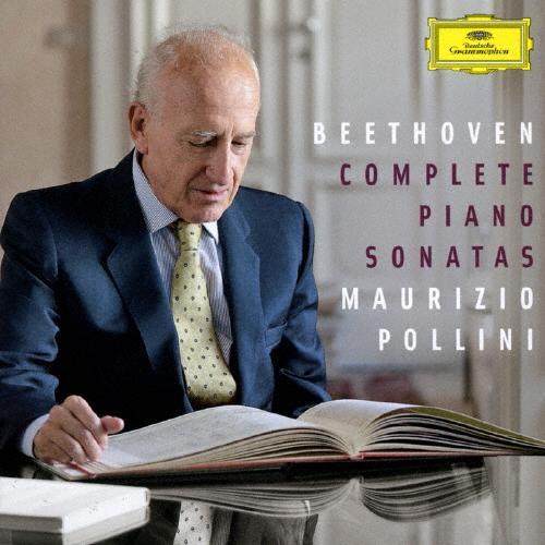 送料込 枚数限定 ベートーヴェン:ピアノ ソナタ全集 ポリーニ 返品種別A 至高 マウリツィオ SHM-CD