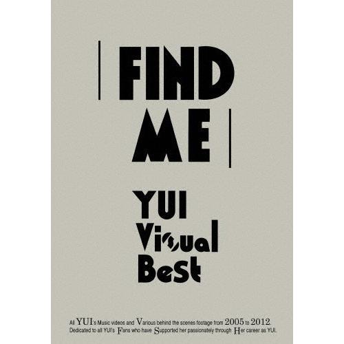 定番の人気シリーズPOINT ポイント 入荷 FIND ME 開催中 YUI Visual 返品種別A DVD Best