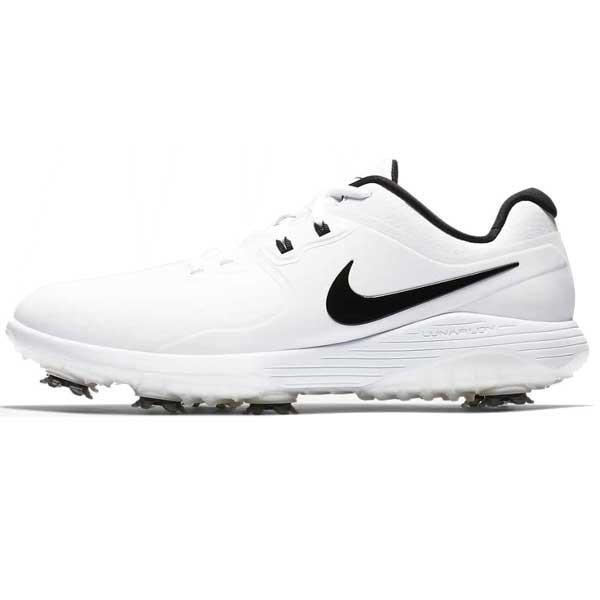ナイキ メンズゴルフシューズ ヴェイパー プロ(ホワイト/ ボルト/ ブラック・27.0cm) Nike AQ2196-101 NK18F AQ2196-101 270 返品種別A