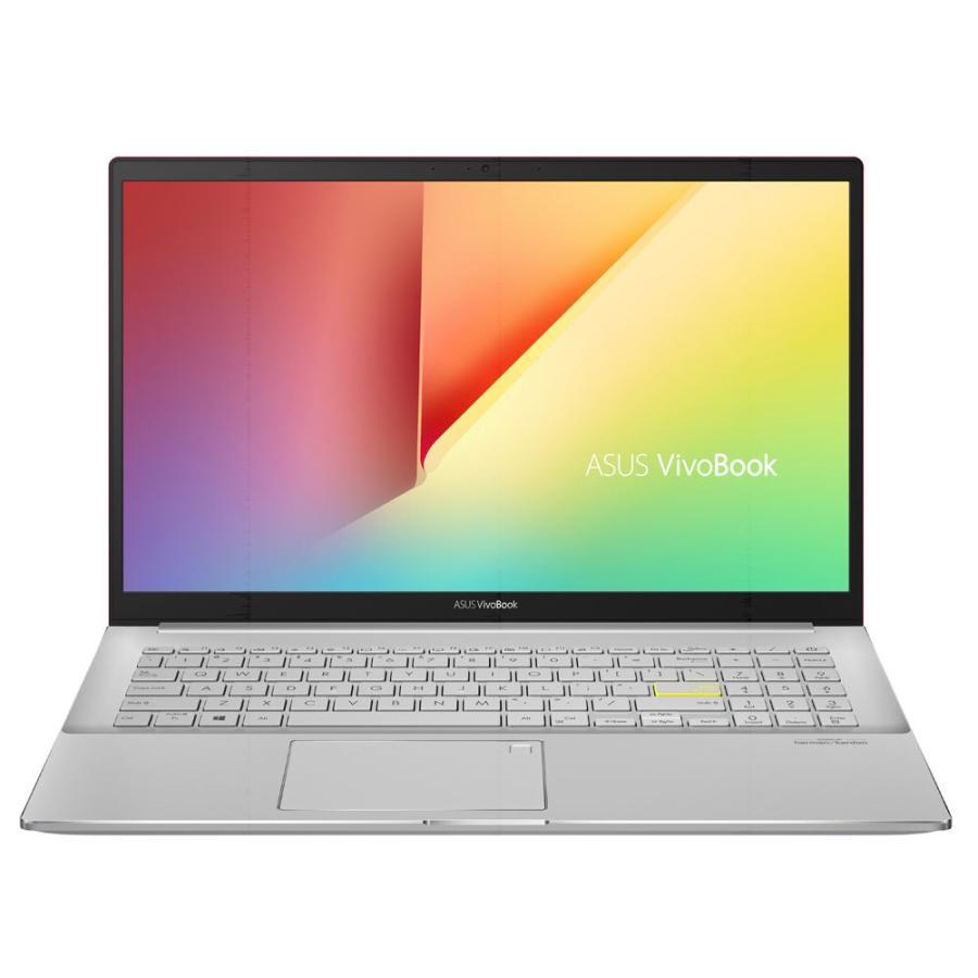 ASUS(エイスース) 15.6型ノートパソコン ASUS VivoBook S15 S533EA リゾルトレッド S533EA-BQ031T 返品種別A
