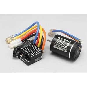 ヨコモ BL-RS4 ブラシレス コンボ YM-BL85B 8.5T(BL-R485B)ラジコン用 返品種別B