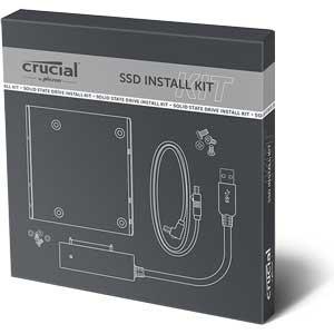 Crucial デスクトップ用Crucial SSD取り付けキット 返品種別A CTSSDINSTALLAC 世界の人気ブランド 品質保証