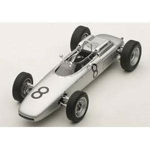 オートアート 1/ 18 ポルシェ 804 F1 1962 #8(ドイツGP/ ヨアキム・ボニエ)(86272)ミニカー 返品種別B