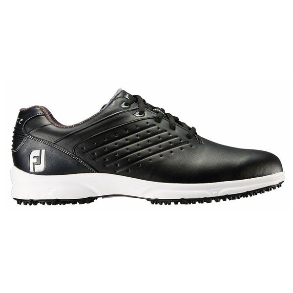 フットジョイ メンズ・スパイクレス・ゴルフシューズ(ブラック・サイズ:26.0cm) footjoy FJ ARC SL 59702W26 返品種別A