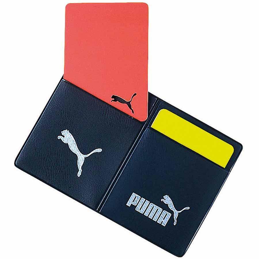 プーマ サッカー レフェリーカードケース ブラック PUMA PJ-880699-01 特別セール品 返品種別A 激安特価品