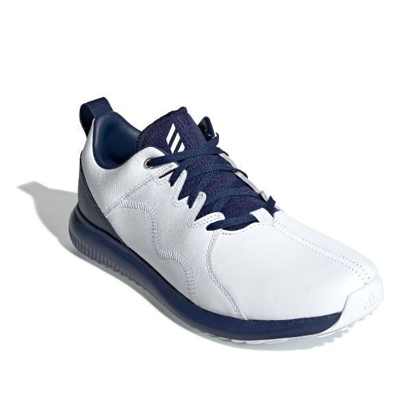 アディダス アディクロス PPF(ホワイト/ ダークブルー/ アクティブレッド・25.5cm) Adidas 19SS adicross PPF AD19SS BB7875 255 返品種別A