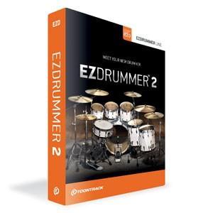メーカー公式ショップ お得クーポン発行中 クリプトン フューチャー メディア EZ DRUMMER 2 返品種別B