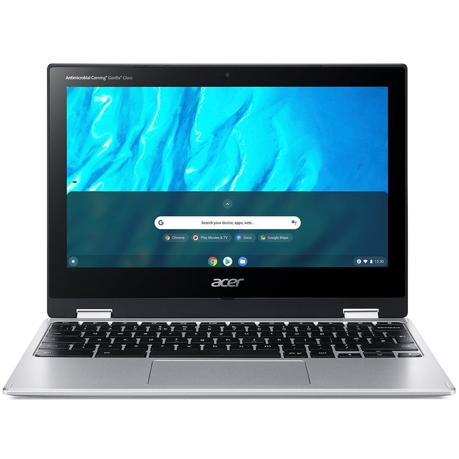 Acer 通常便なら送料無料 エイサー 11.6型 ノートパソコン Chromebook Spin 311 返品種別A ピュアシルバー CP311-3H-A14N タイムセール