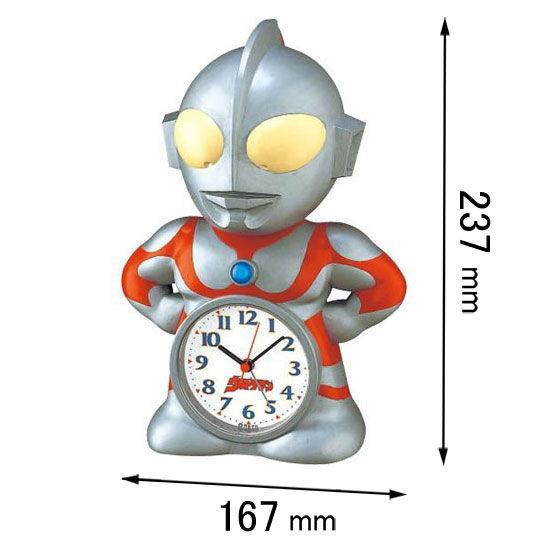 セイコータイムクリエーション ウルトラマン 目覚まし時計 至高 店内限界値引き中&セルフラッピング無料 JF336A 返品種別A