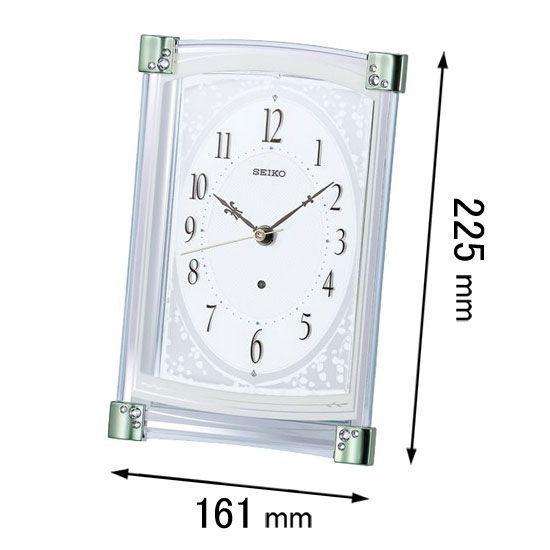 セイコータイムクリエーション 無料サンプルOK 置き時計 2020モデル 返品種別A BZ360M