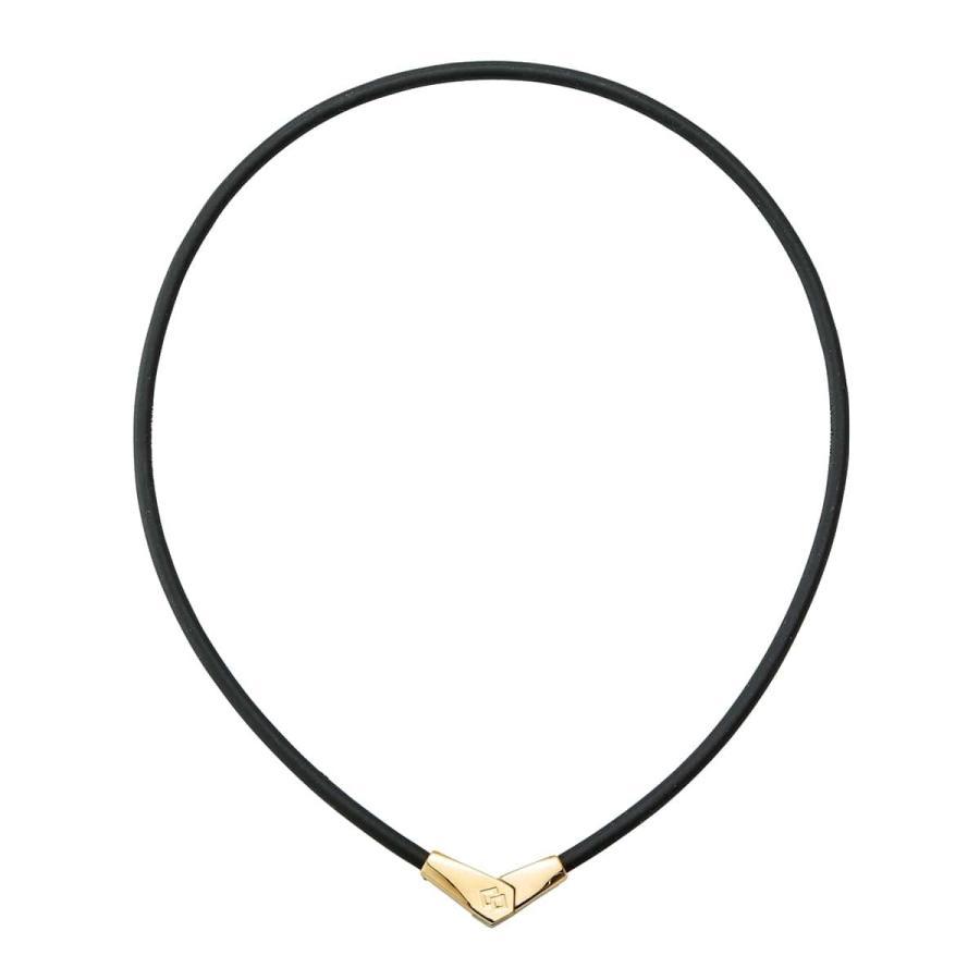 コラントッテ ネックレス 海外 オルト ALT ブラック ゴールド ABARA52M ストアー 適応目安:47cm サイズ:M Colantotte 返品種別A