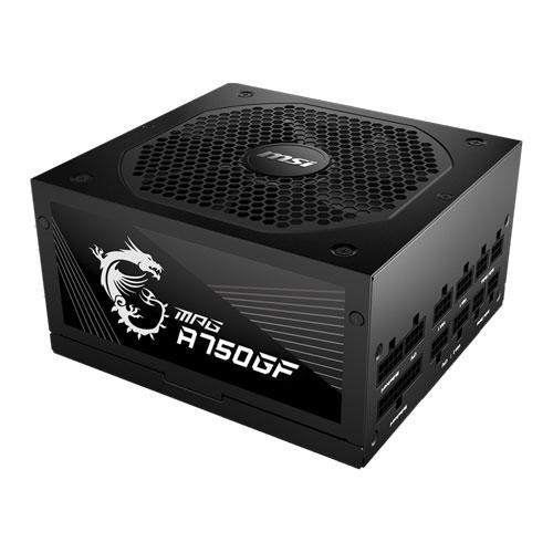 MSI ATX電源 新色 贈り物 750W80PLUS GOLD認証 A750GF MPG 返品種別B