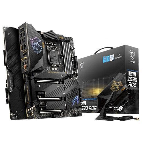 MSI ATX対応マザーボードMSI MEG ACE 往復送料無料 本物 返品種別B Z590