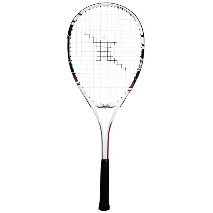 ビガース 軟式テニスラケット 年間定番 ホワイト×レッド 張上 SEAL限定商品 Vigors 返品種別A VSTN-6753