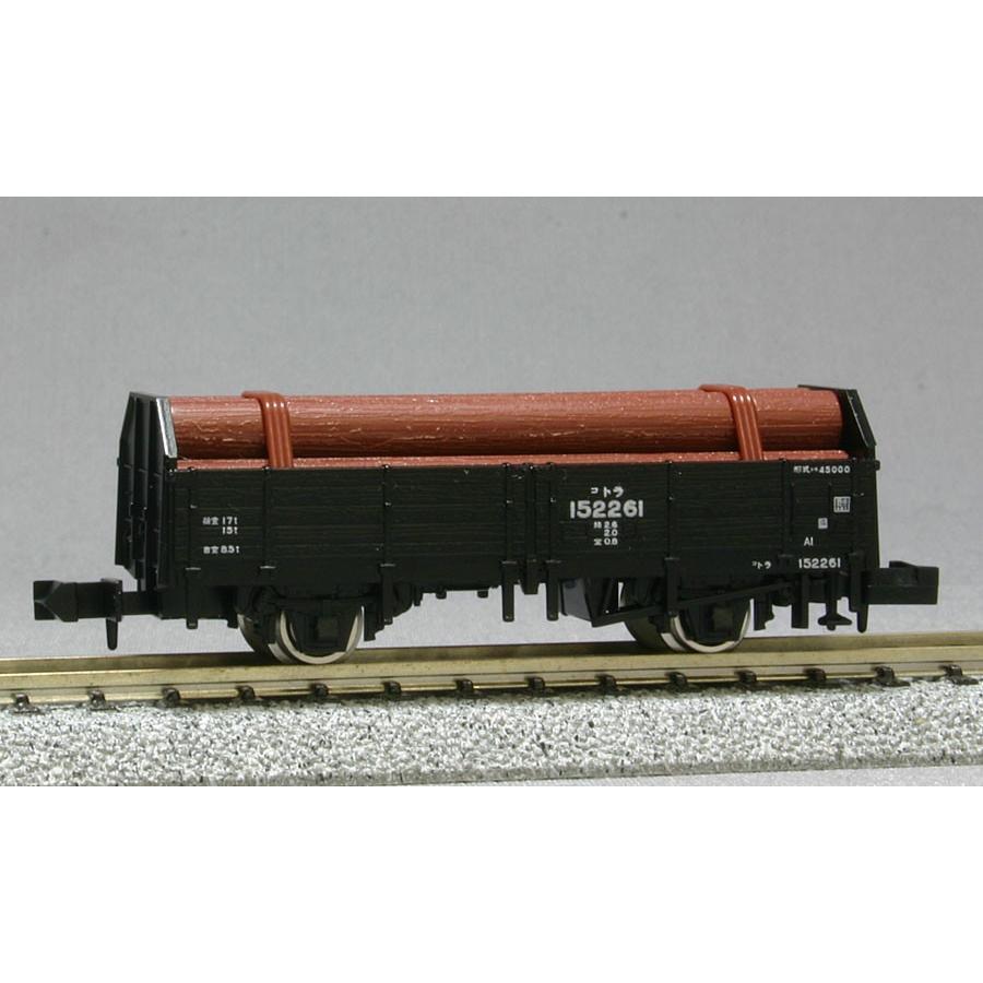 トミックス 再生産 割引 N 2726 国鉄貨車 木材付 返品種別B トラ145000形 宅配便送料無料
