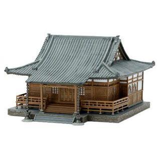 トミーテック N 建物コレクション028-4 (訳ありセール 格安) 返品種別B 当店は最高な サービスを提供します お寺A4