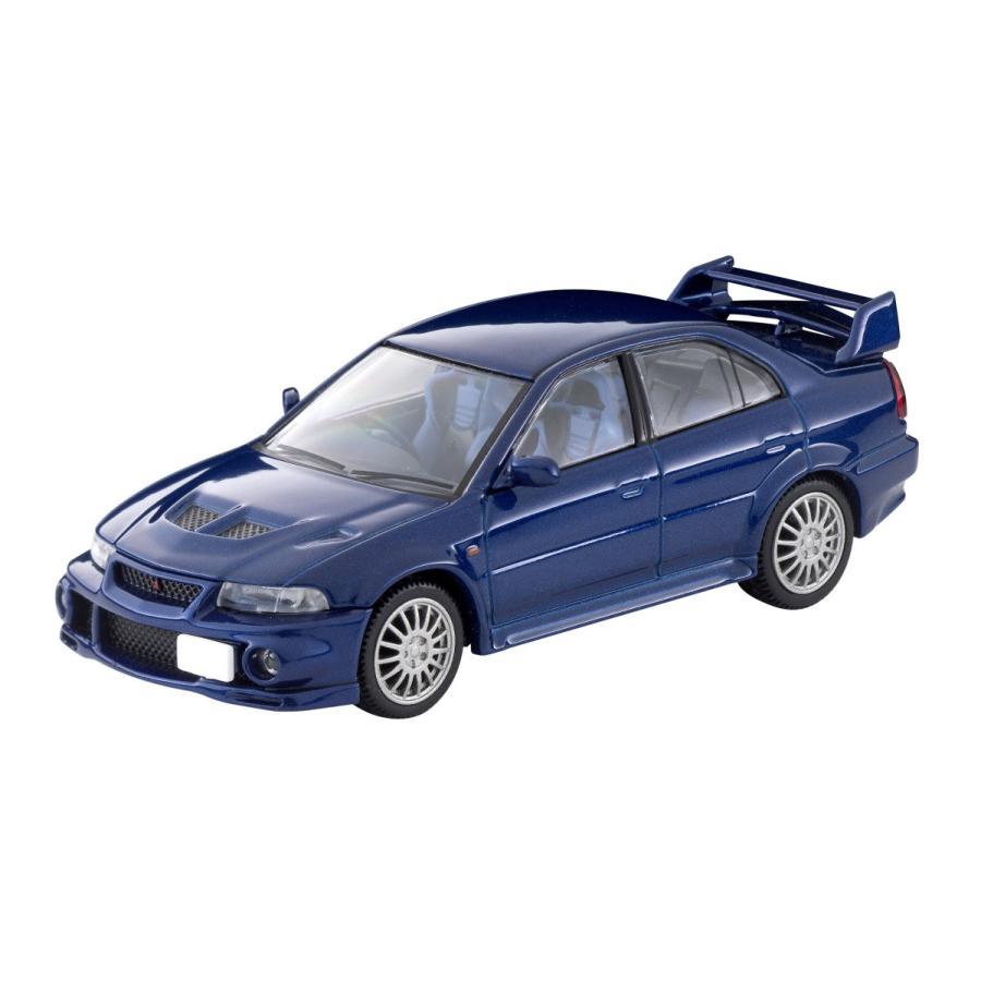 トミーテック 1 64 LV-N190c 三菱ランサーGSRエボリューションVI 紺 初回限定 312406 ミニカー 返品種別B 販売期間 限定のお得なタイムセール