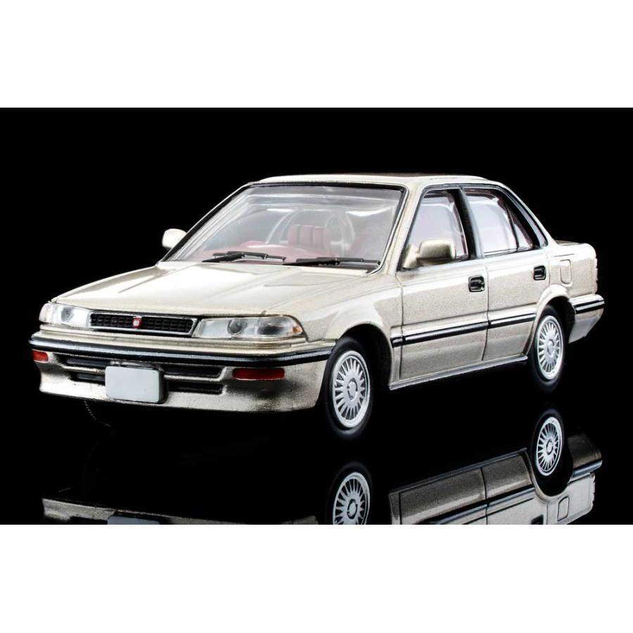 トミーテック 1 64 LV-N08c トヨタ カローラ 返品種別B 供え 1500SE ミニカー SALE リミテッド ベージュ 312574