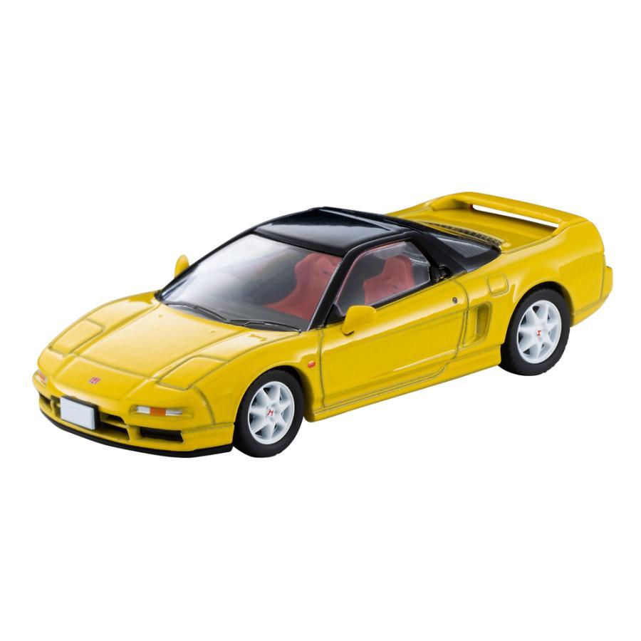 トミーテック 1 64 LV-N247a ホンダNSX 美品 タイプR 315131 期間限定お試し価格 黄色 95年式 ミニカー 返品種別B