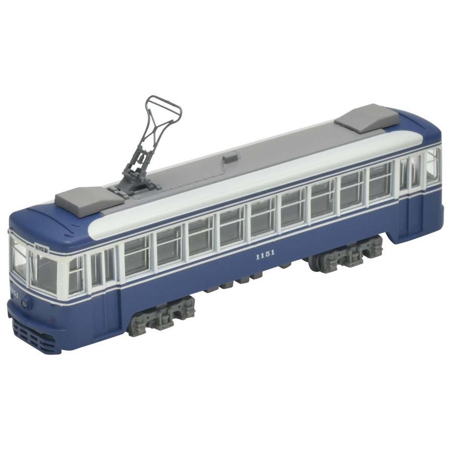 トミーテック 鉄道コレクション 専門店 横浜市電1150形 1151号車 A ツートンカラー 賜物 返品種別B