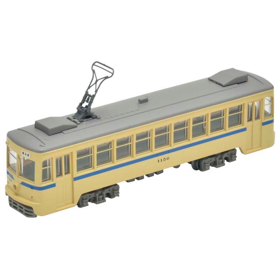トミーテック ランキングTOP5 鉄道コレクション 横浜市電1150形 1156号車 返品種別B 商い B 青帯