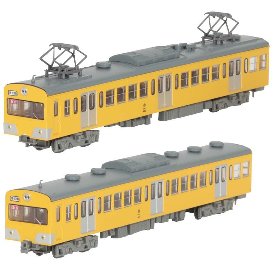 トミーテック N 鉄道コレクション 西武鉄道401系 2両セット 送料無料(一部地域を除く) 世界の人気ブランド 返品種別B 421編成