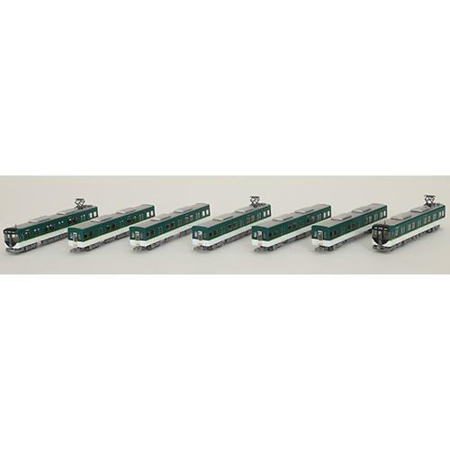 トミーテック N 年中無休 贈り物 鉄道コレクション 京阪電気鉄道13000系 返品種別B 7両セットC