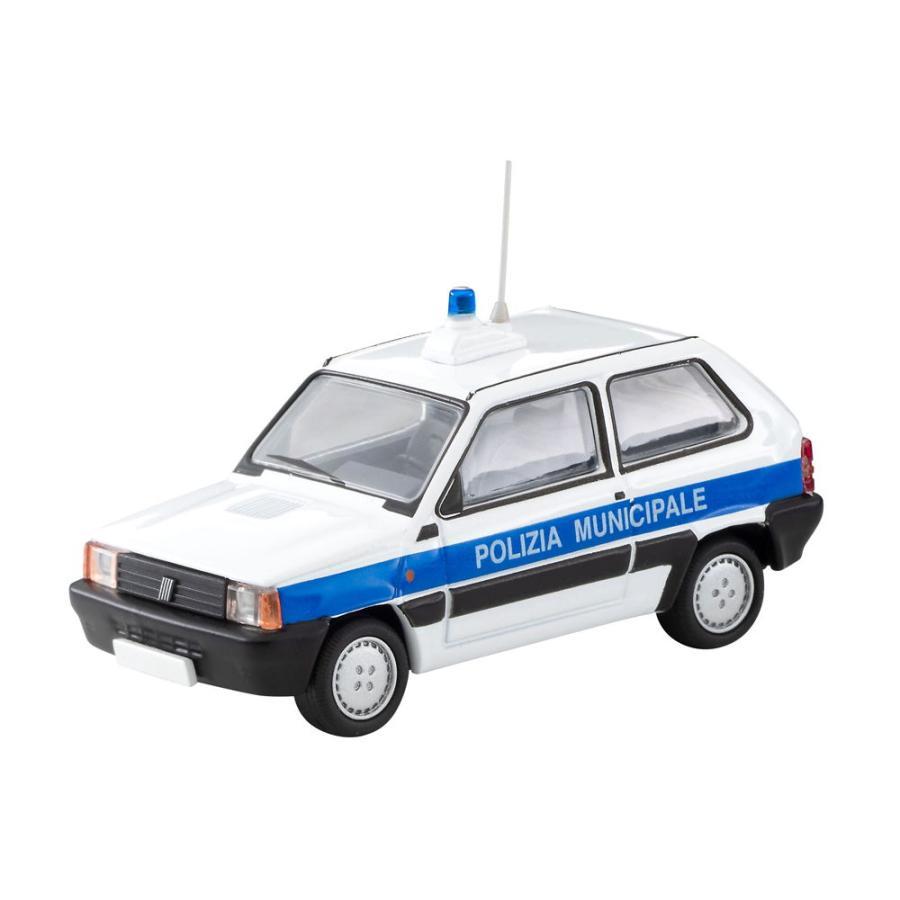 トミーテック 1 64 LV-N240a フィアットパンダ 国産品 パトカー 返品種別B ミニカー 318323 売却