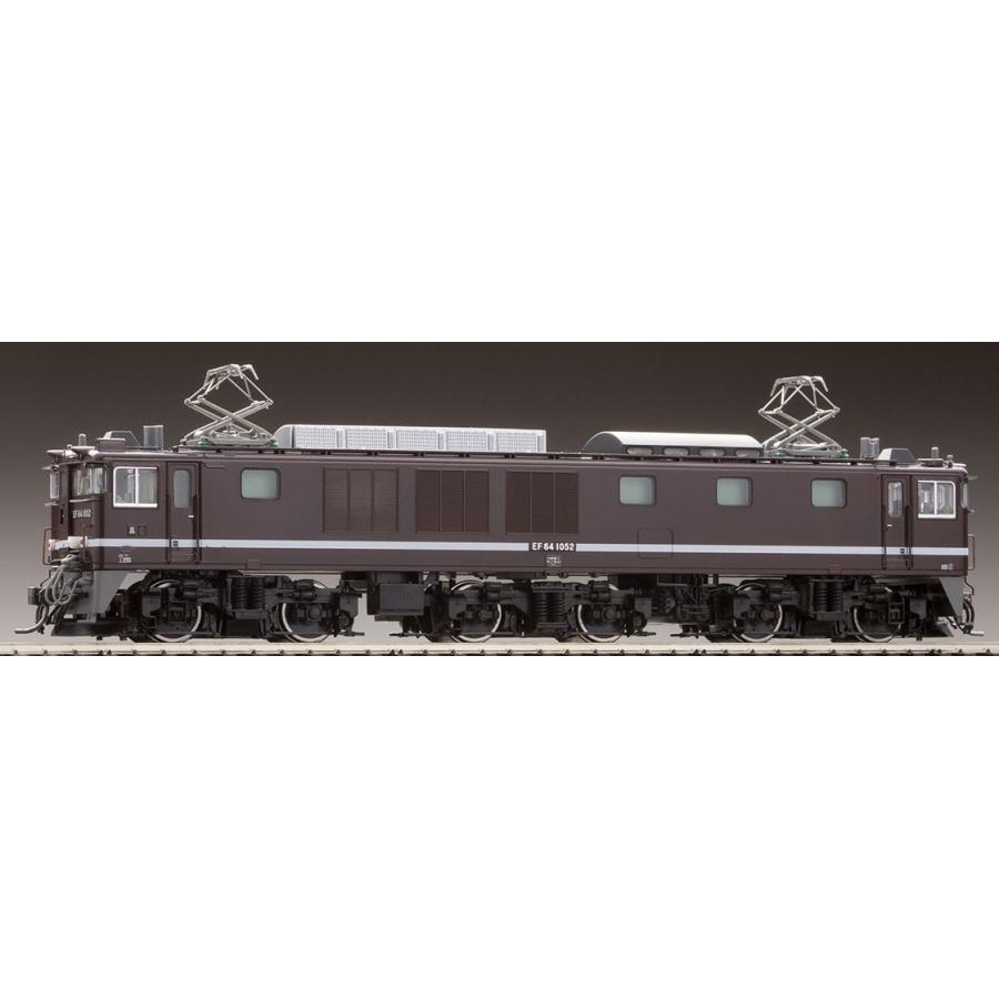 トミックス (HO) HO-2017 JR EF64 1000形電気機関車(1052号機·茶色) 返品種別B