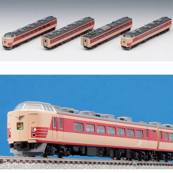 トミックス (N) 98253 JR 183系特急電車(房総特急・グレードアップ車)基本セットA(4両) 返品種別B