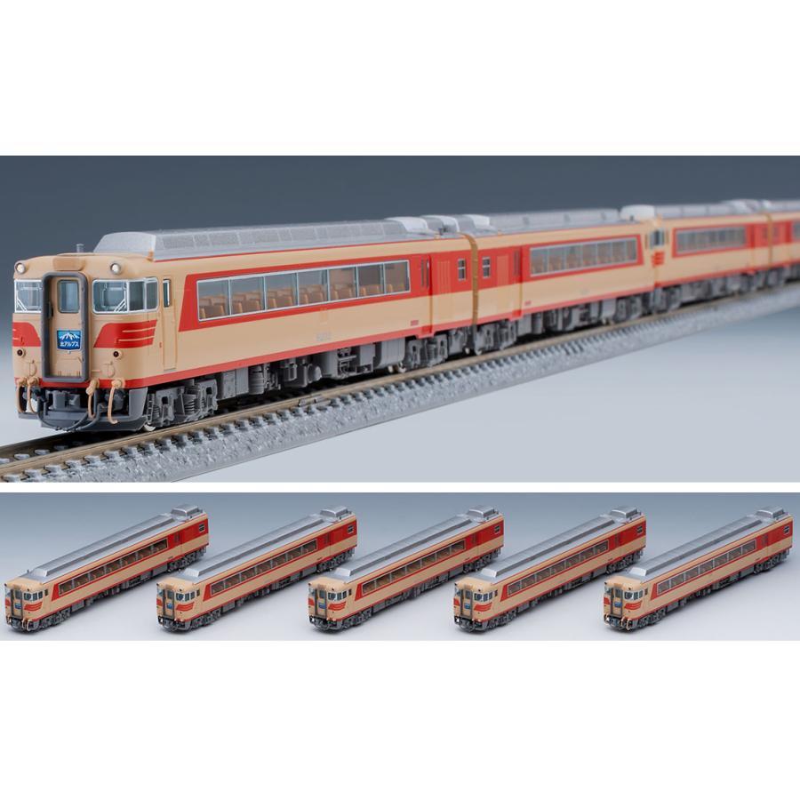 再再販 格安 価格でご提供いたします トミックス N 98446 名鉄キハ8200系 セット 返品種別B 5両 北アルプス