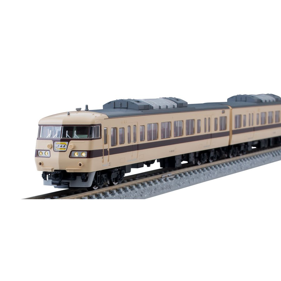 トミックス N 98745 国鉄 人気ショップが最安値挑戦 ※アウトレット品 117-100系近郊電車 セット 返品種別B 新快速 6両