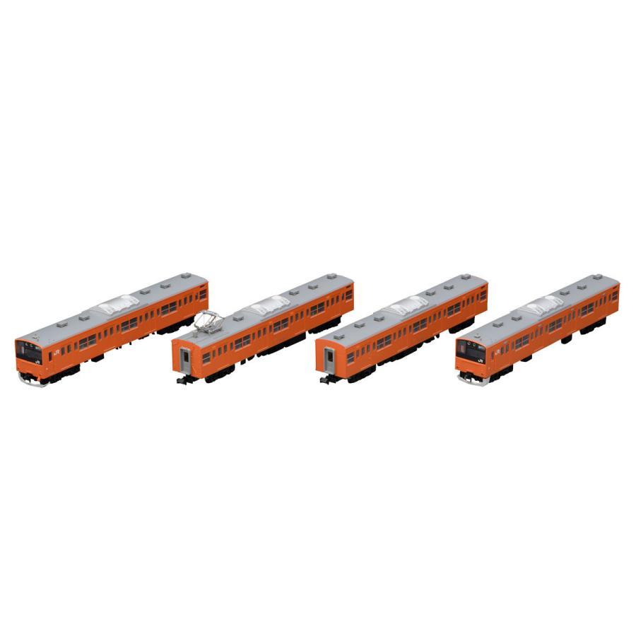 トミックス N 98768 JR 201系通勤電車 おすすめ 4両 返品種別B アウトレット 増結セット 中央線 分割編成