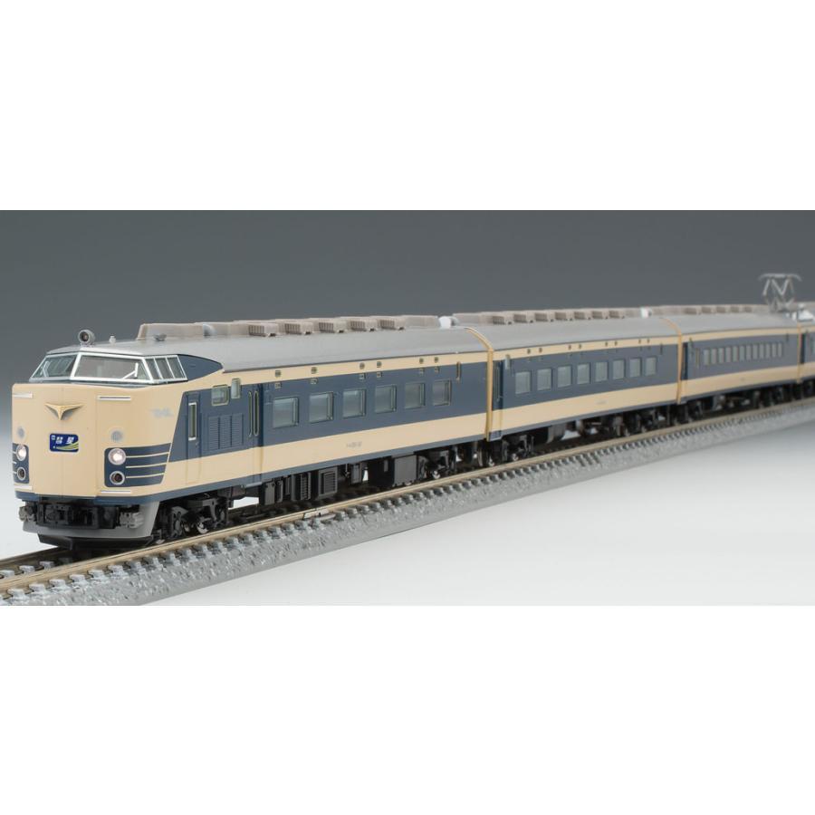 正規店 トミックス N 98770 国鉄 激安☆超特価 583系特急電車 クハネ581 基本セット 返品種別B 6両