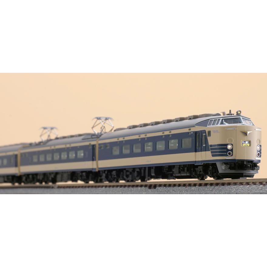 トミックス N 98771 国鉄 583系特急電車 基本セット 7両 クハネ583 返品種別B 永遠の定番モデル 専門店